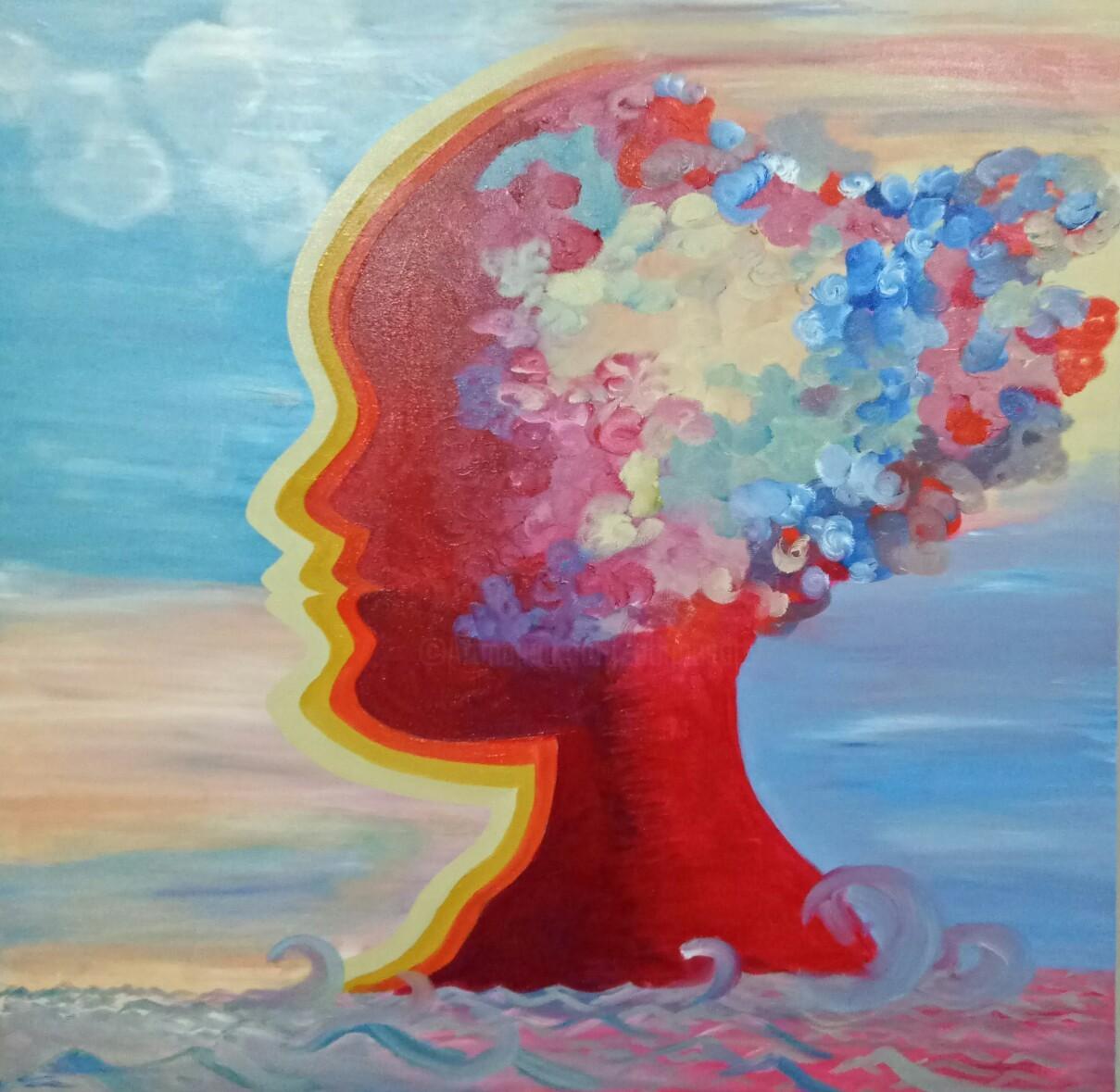 Atignas Art - Faces of woman