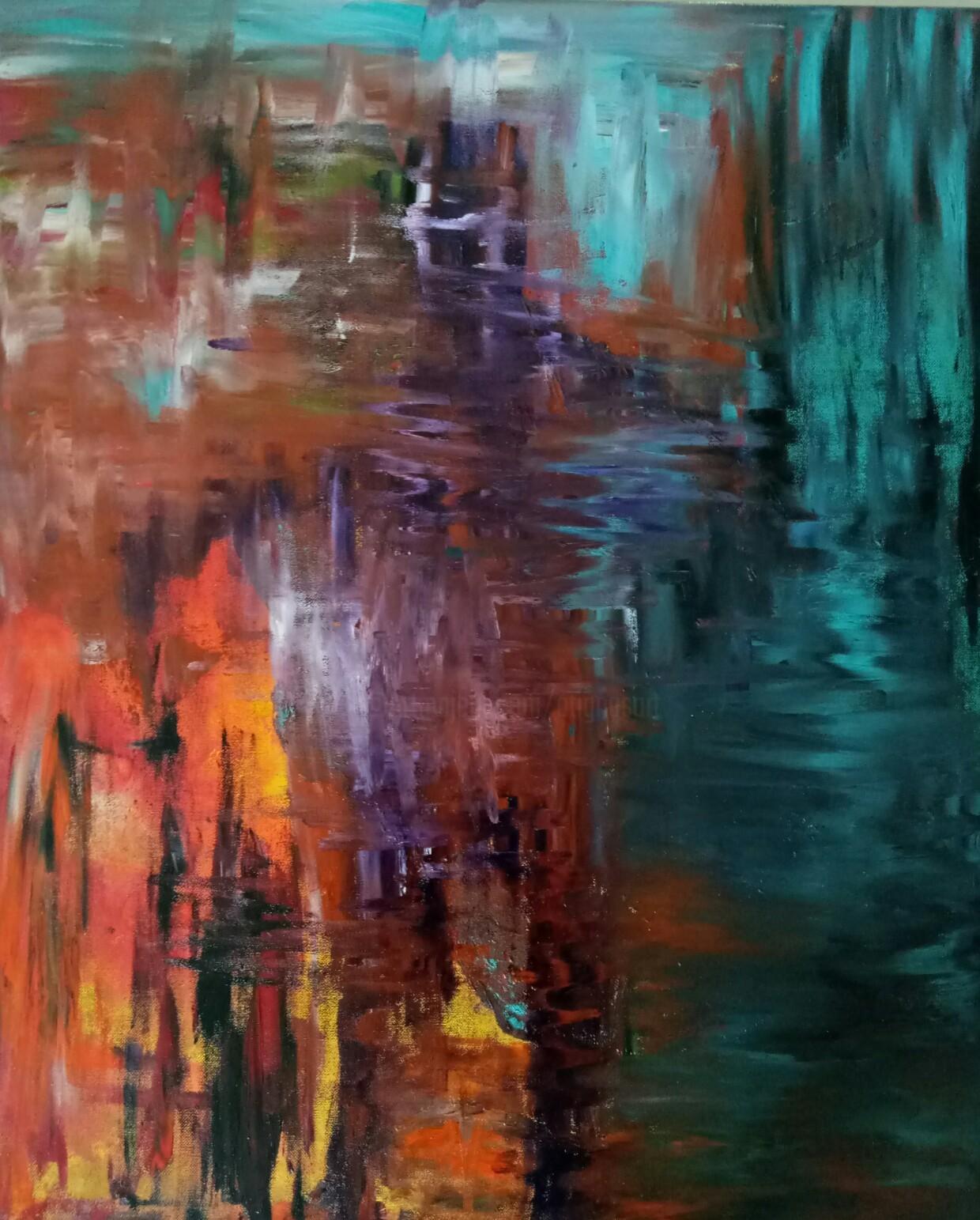 Atignas Art - Reflection
