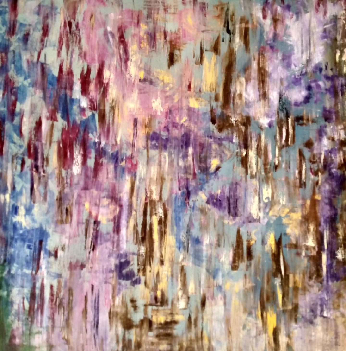 Atignas Art - Fading colors of Humanity