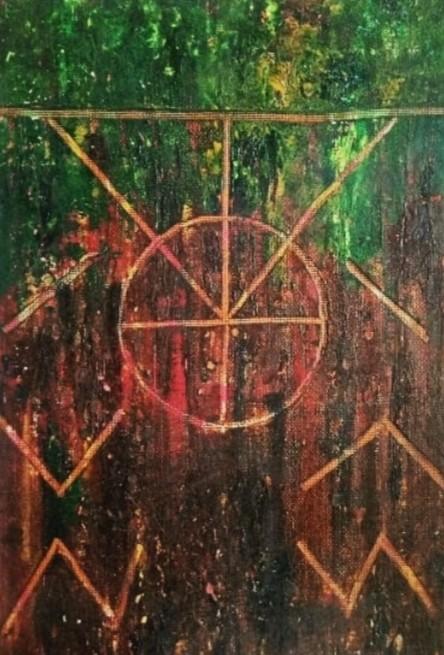 Atignas Art - Reflection symbols