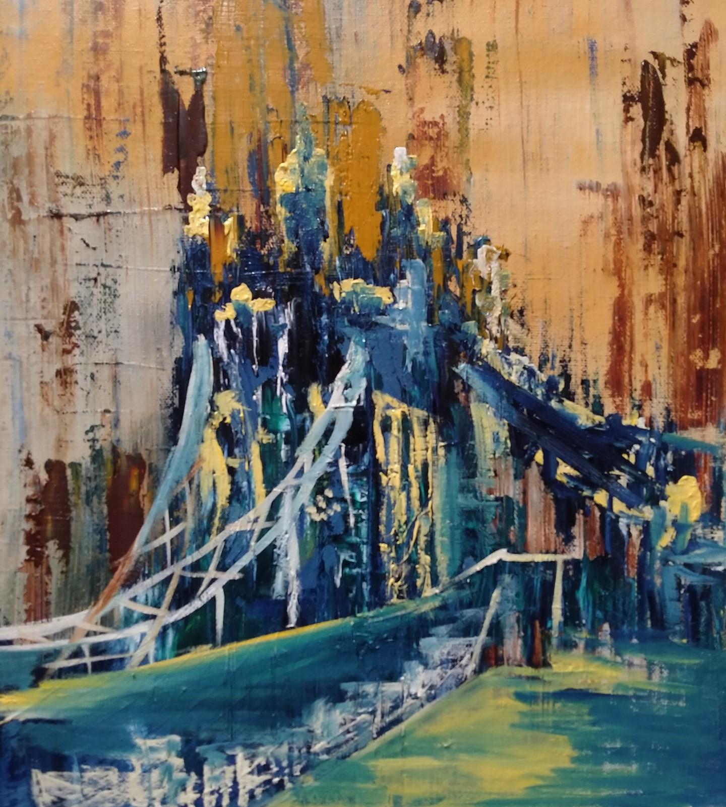 Atignas Art - London Bridge