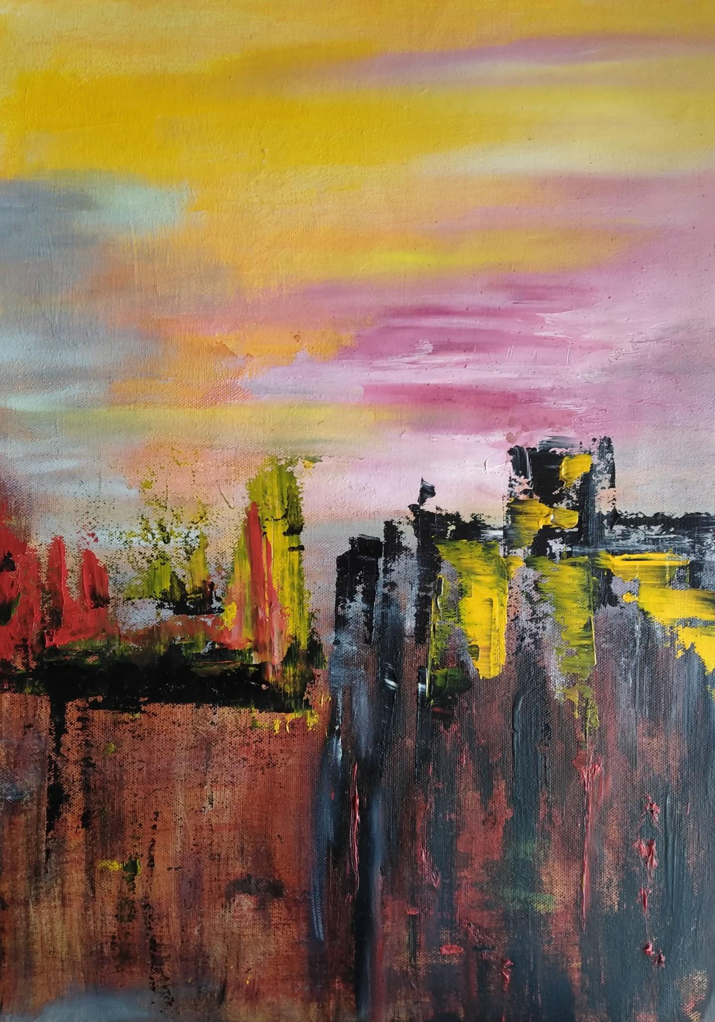 Atignas Art - Skyline