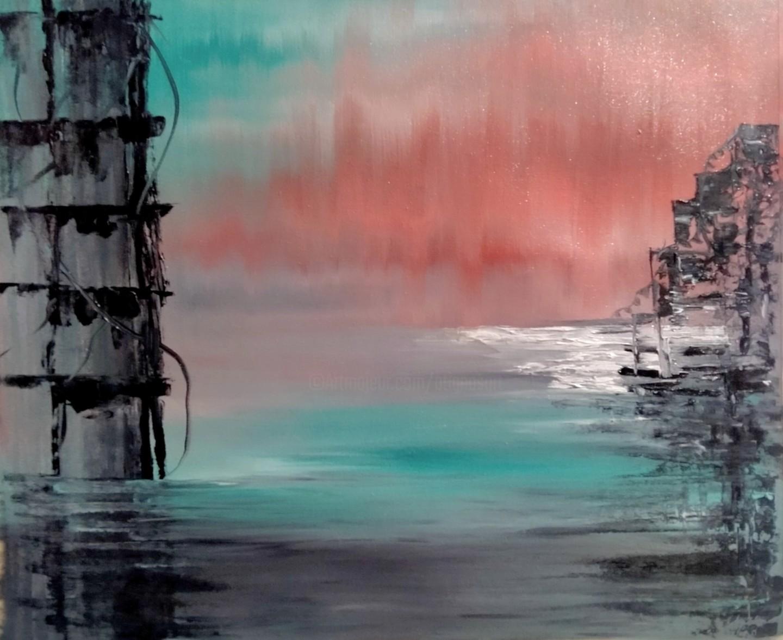 Atignas Art - New Horizon