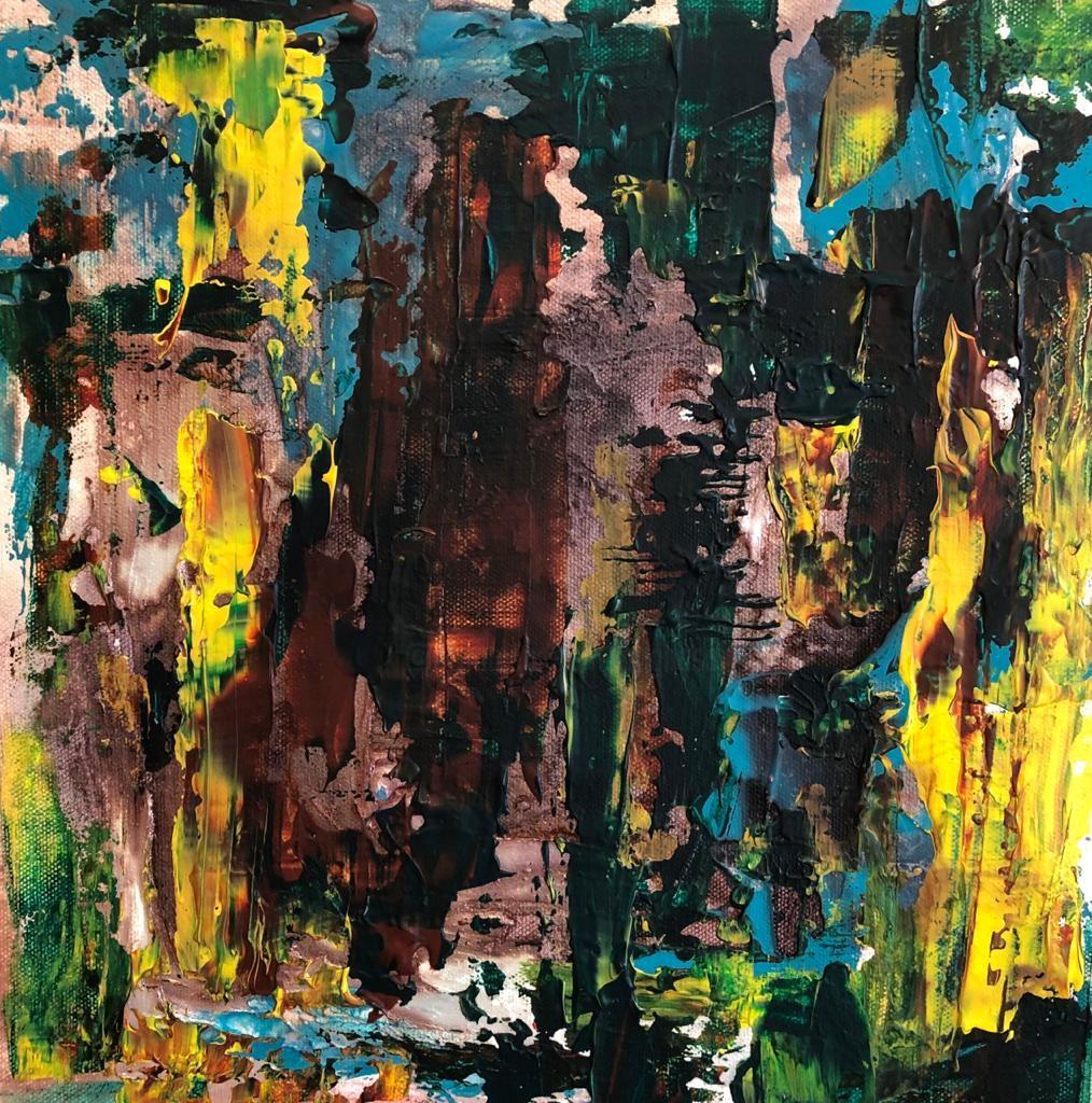 Atignas Art - Stack of memories