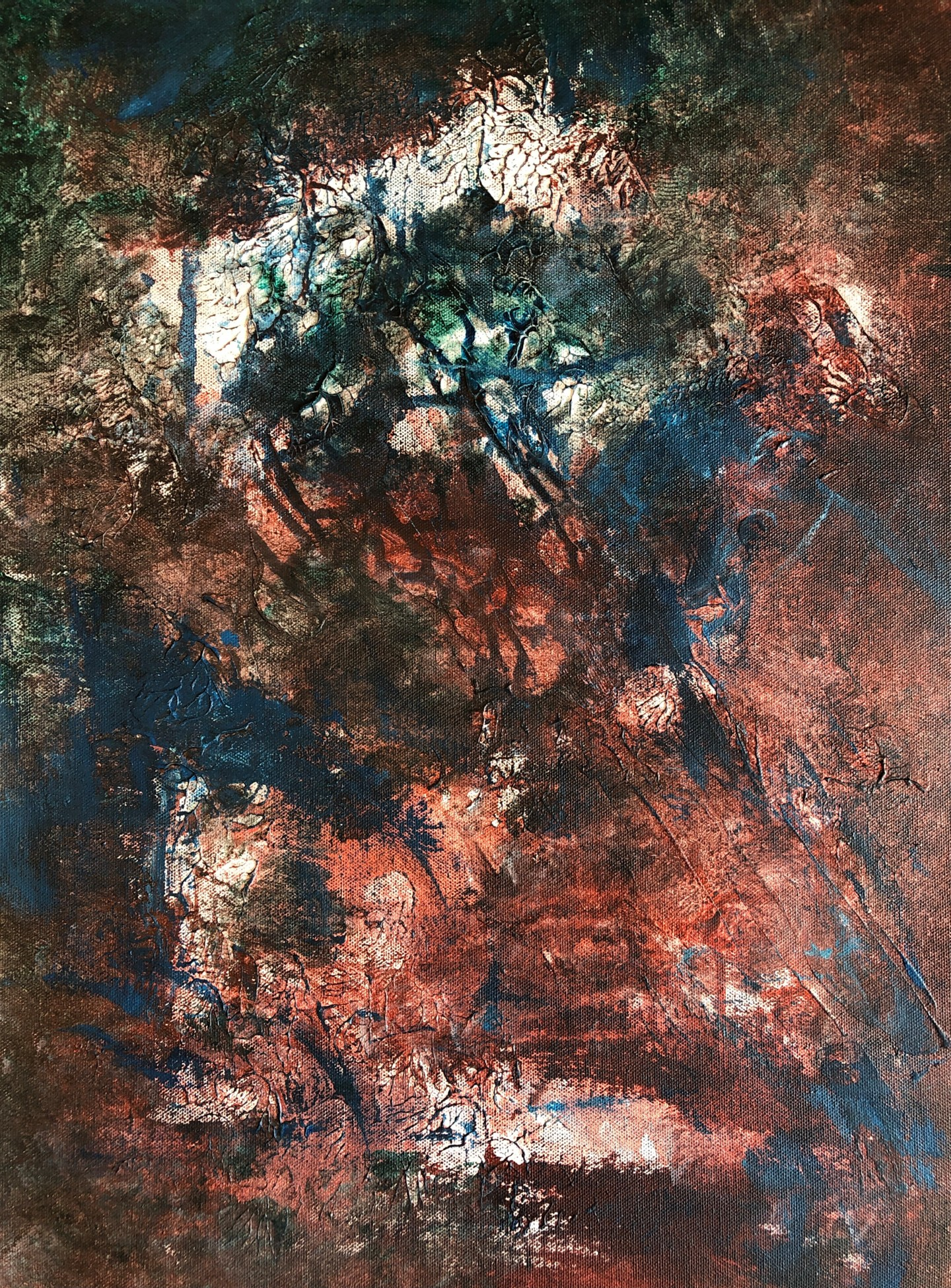 Atignas Art - Facing your demons
